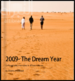 غلاف كتاب 2009- The Dream Year : Unforgettable memories in different places