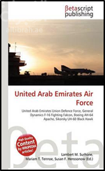 كتاب United Arab Emirates Air Force
