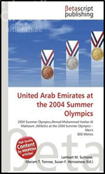 كتاب United Arab Emirates At The 2004 Summer Olympics