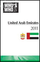 Who's Who in the United Arab Emirates 2011