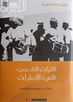 التراث الشعبي في الإمارات : ببليوغرافيا شارحة