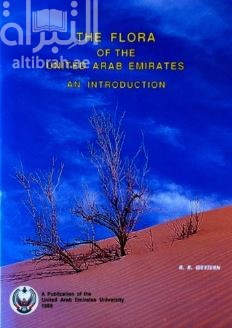 The flora of the United Arab Emirates: An introduction
