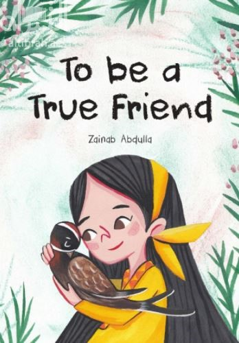 غلاف كتاب To be a True Friend