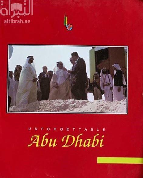 Unforgettable Abu Dhabi