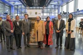 حاكم الشارقة يشهد فعالية صباح الشارقة الثقافية بباريس ويطلق النسخة العاشرة من جائزة اتصالات لكتاب الطفل