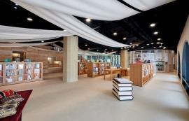 افتتاح المسرح ومكتبة للأطفال في المجمّع الثقافي بأبوظبي سبتمبر 2019