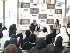 خلال جلسة حوارية نظمها مقهى «الراوي» - السنعوسي : «ناقة صالحة» تروي ذاكرة الصحراء