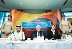ستون أديباً عربياً وأجنبياً في مهرجان طيران الإمارات الدولي للآداب