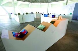 معرض «الكتب الصامتة».. صور وألوان تكسر حواجز اللغة