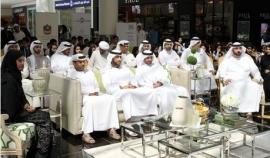 عبدالله بن حمد الشرقي يشهد إطلاق مبادرة «لنقرأ معاً»