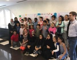المجلس الإماراتي لكتب اليافعين يعزز قدرات متخصصي العلاج بالقراءة