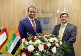 """سفير الدولة لدى لبنان يفتتح مكتب """"المنظمة العربية للترجمة"""" في بيروت"""