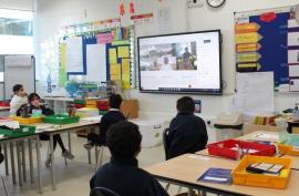 ندوة افتراضية حول كتب الأطفال لتشجيع القراءة