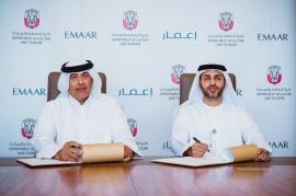 «ثقافة أبوظبي» توقع اتفاقية نشر مع شركة «إعمار» - القطاع الخاص يدعم حركة التأليف والنشر