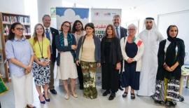 دبي تحتضن أول مكتبة إيطالية في الإمارات