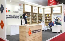 """""""الشارقة الدولية للحقوق الأدبية"""" توقع 120 عقداً مع مؤلفين وناشرين في """"عمّان الدولي للكتاب"""""""