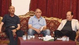 جلسة حوارية لمناقشة كتاب «قضايا وشواغل» للدكتورة رحاب الكيلاني