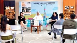 «بيج باد وولف» على مدى 11 يوماً أكتوبر المقبل في «مدينة دبي للاستديوهات» - 3 ملايين كتاب على مدار الساعة في دبي