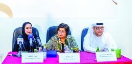 «راشد بن حمد الشرقي للإبداع» تواصل جولاتها التعريفية في الكويت