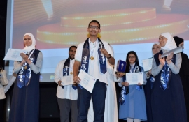الكويت تتوج بطلها لتحدي القراءة العربي على المستوى الوطني