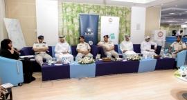 شرطة أبوظبي تناقش كتاب «النزاع الإيجابي» في جلسة حوارية