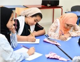 ورش تنمي المهارات القرائية والكتابية للصغار