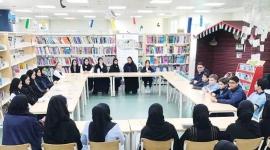 شما بنت محمد بن خالد : القراءة طريقنا نحو القيم