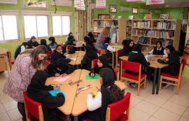 """""""الشارقة العاصمة العالمية للكتاب 2019"""" يطلق حملة """"مدارس صديقة للكتاب"""""""