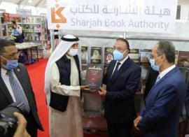 «الشارقة للكتاب» المشاركة العربية الوحيدة فـي معـرض الإسكندريــة