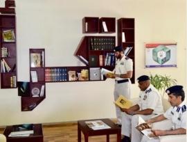 «اقرأ عن زايد» في شرطة أبوظبي
